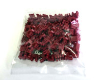 TXM AT8660 H Red Special Circuit Indicator Clip (Pack of 100)