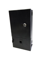 TXM FP-W-02X Fiber Distribution Panel Wall Mount Lockable 2-Panel (Equivalent to Multilink FF-WM-012)