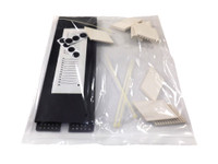 """FP-SPLC-TRAY-02X 24 Fiber Single Splice Tray 11.75"""" X 4"""" (Available in Black and Putty)"""