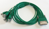 CAB-HD8-ASYNC 8-Port -sync EIA-232 Cable 3' (Cisco Equivalent)