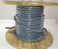 73508 Coax Cable 8-Pack 26AWG Shielded CMR ADC/Judd Wire 3AC-8BB Per Foot