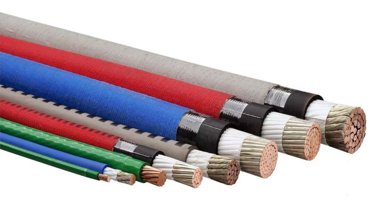 Custom Cable Assemblies : Telco flex ks l class b ctn braided cable custom