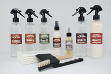 Kit-Ap3.so - Auto Pigmented/Perforated Leather Smoke Deodorizer Kit
