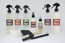 Kit-Ap3.bo - Auto Pigmented/Perforated Leather Deodorizer Kit