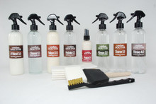 Kit-H4.mk - Zebra/Cow Hair-On Rug Mold Cleaner & Odor Killer Kit