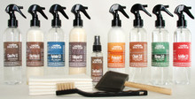Kit-Aw3.ns - Aniline Wax Pull-up Leather Tannin Stain Remover Kit