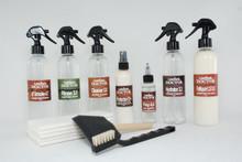 Kit-V5.so : Vachetta Leather - Smoke Deodorizer Kit