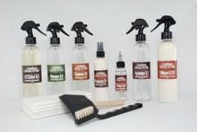 Kit V5.bo : Vachetta Leather - Body-Odor Deodorizer Kit