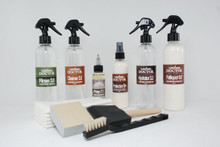 Kit-P3.gs - Pigmented Leather Gum Remover Kit
