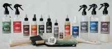 Kit-Ap8.cl - Auto Pigmented/Perforated Leather Repair & Color Refinishing Kit