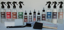 Kit-N4.cr - Nubuck Leather Restorative Cleaning & Repair Kit