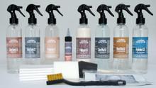 Kit-Ss7 - Shearling Suede Rip Repair & Standard Care kit