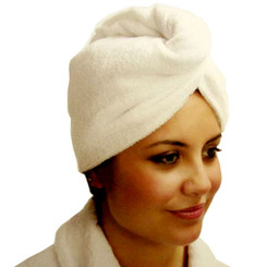 Microfiber Twist and Wrap Hair Turban