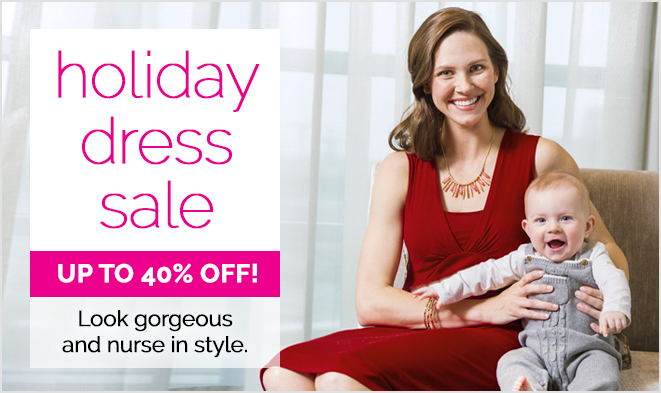 Holiday Nursing Dress Sale up to 40% off