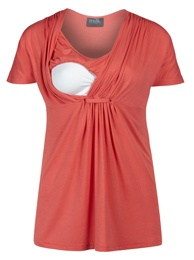 pull aside nursing top