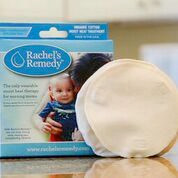 Rachel's Remedy organic cotton breastfeeding moist-heat therapy
