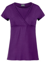 Crossover everyday nursing top