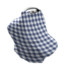 Buffalo Check Jersey 5-in-1 cover by Bebe au Lait