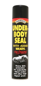 Under Body Seal / Underseal With Added Waxoyl - 600 ml Aero