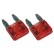 A Pair of Mini Blade Fuses - 10 Amp