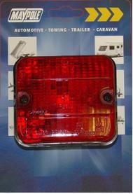 Universal Rear Fog Lamp - 12 Volt 21 Watt