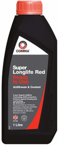Ready To Use Super Longlife Red Coolant - 1 L