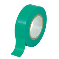Green PVC Tape - 19 mm x 20 m