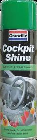 Cockpit Shine 500 ml - Apple Scented