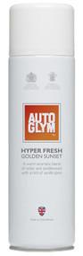 Hyper Fresh Aerosol Air Freshner - Golden Sunset Fragrance