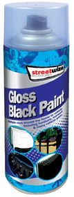 Gloss Black Paint  - 400 ml