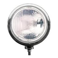 "6 ¼"" Chrome Angel Eye Single Spot Lamp"