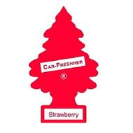 2D Magic Tree Air Freshener - Strawberry