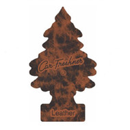 2D Magic Tree Air Freshener - Leather Scented