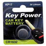 CR1632 Key Fob Battery - 3V