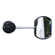 Suction Fit Towing Mirror - For Flat Glass Mounting