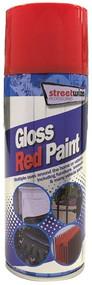 Red Gloss Paint  - 400 ml
