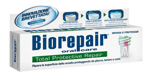 BioRepair Total Protective Repair Toothpaste - 75ml