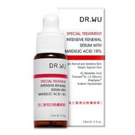 Dr. Wu Intensive Renewal Serum With Mandelic Acid 18% 15ml