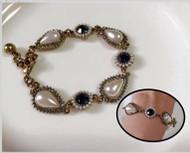 Baroque style Lady Bracelet