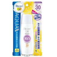 Biore Kao UV Aqua Rich Watery Jelly Whitening Sunscreen SPF30 PA++ 90ml