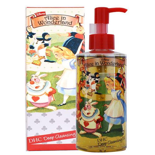DHC Japan x Disney Alice in Wonderland Deep Cleansing Oil 200ml