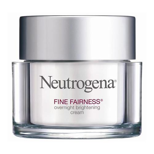 Neutrogena Fine Fairness Overnight Brightening Cream 50g