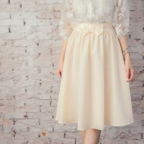 Butterfly Knot Skirt