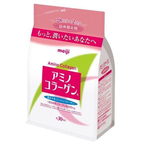 Meiji Amino Collagen Powder Refill (30 Days' Supply)