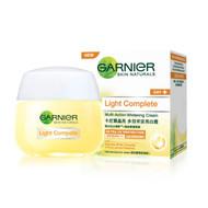 Garnier Light Complete Multi-Action Whitening Day Cream SPF20 50ml