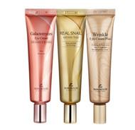 The Skin House Eye Cream (30mL)*3pcs Set:Galactomyces+Real Snail+Wrinkle Plus