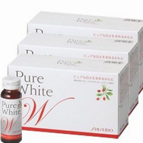 Shiseido Pure White Beauty Care Drink 50ml x 30 Bottles