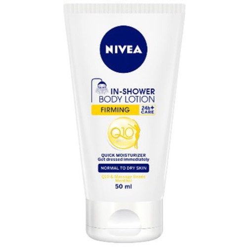 Nivea In-Shower Body Lotion Firming 24+ Care Q10 50ml