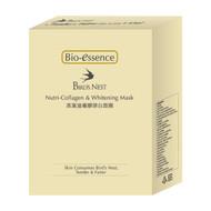 Bio-Essence Bird's Nest Nutri-Collagen & Whitening Mask 10 PCS