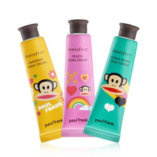 Innisfree Jeju Perfumed Paul Frank Edition Hand Cream